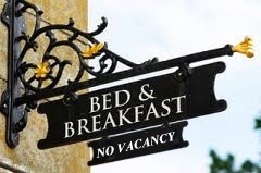 Rooms for rent Bed and Breakfast England
