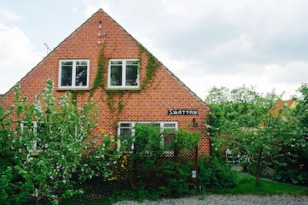 Huset Smaattan bed and breakfast Gilleleje